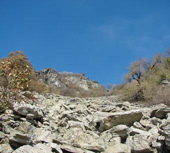 Горячее дыхание Развал-горы