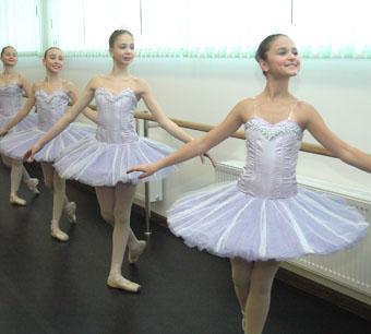 Просторы для танцев