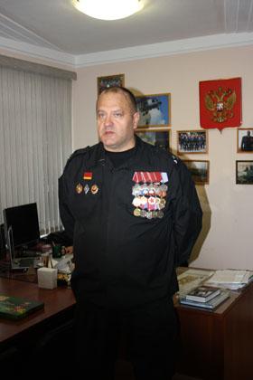 Профессиональный праздник спецназовцев