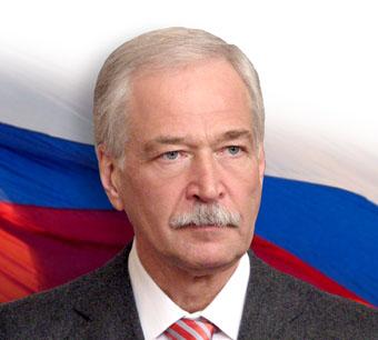 Борис Грызлов: Будущее за нами!