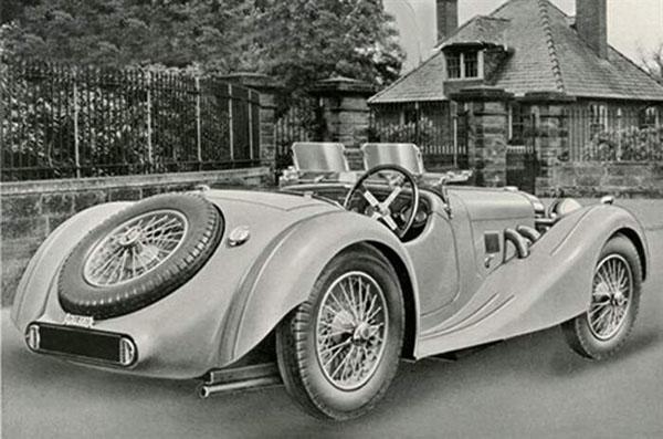 В Англии возродят довоенного производителя спорткаров