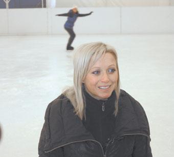 Елена Бережная: «Когда я начинала, у меня площадка в три раза меньше была!»