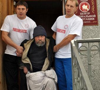 Православное братство Святого Духа пригрело премьера казахстанского балета…