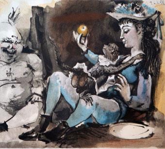 Дали и Пикассо — к юбилею ставропольского изомузея