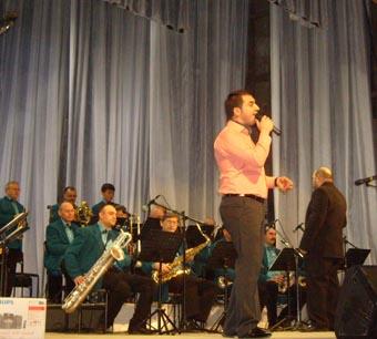 Джазовый фестиваль в столице края