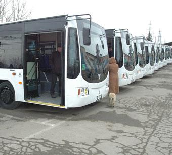 Ставрополь может  лишиться девяти автобусов