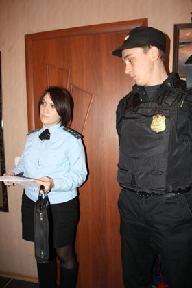 Судебные приставы и налоговики  взыскивают налоги в ставропольскую казну