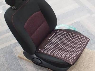 Японцы придумали противоугонные кресла