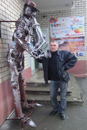 Саксофонист Вася