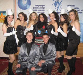 Ставропольские лауреаты  фестиваля «Надежды Европы»