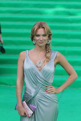 Олеся Судзиловская: «Джентльмены по-прежнему  предпочитают блондинок!»