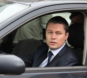 Денис Рожков освоил новую профессию