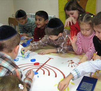 Воскресной еврейской школе Ставрополя - 10 лет!