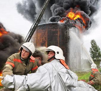 Как стать пожарным-добровольцем