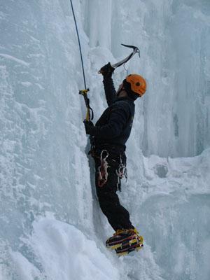 Спасатель-альпинист — это серьезно!