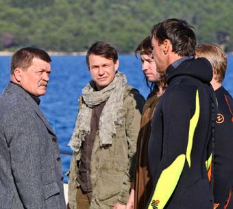 Игорь Лагутин рискнул жизнью ради чести