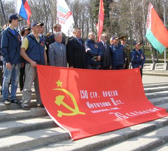 Дороги Победы пролегли  через Ставрополье