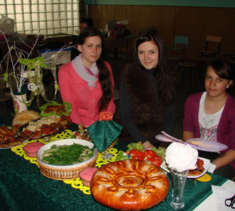 Конкурс «Лучшее постное блюдо» прошел в Михайловске