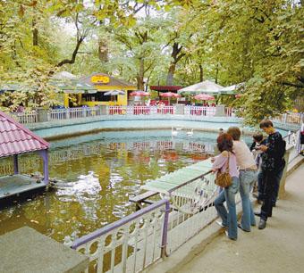 Городские парки не уйдут в частные руки