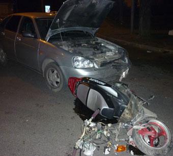 Автомобиль — не роскошь,  а источник повышенной опасности