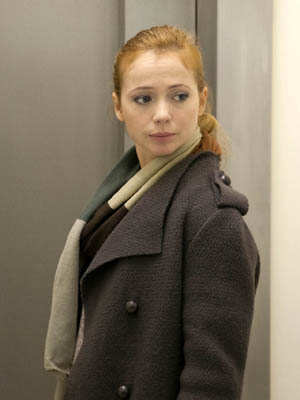 Елена Захарова вернулась в кино