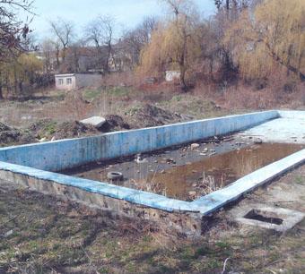 Пионерский пруд –  круг замкнулся