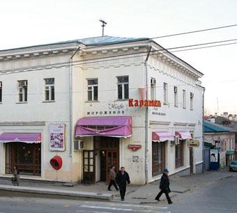 Император Николай I в Ставрополе