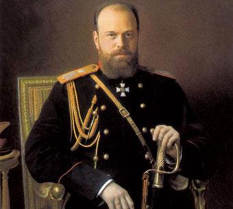 Александр III на Северном Кавказе