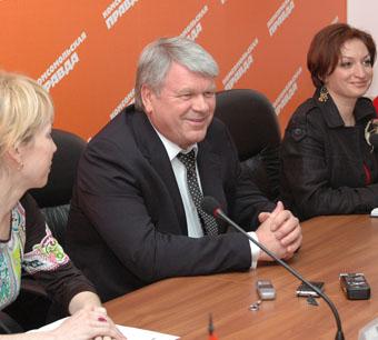 Валерий Зеренков: «Если надо, я пойду и на выборы!»