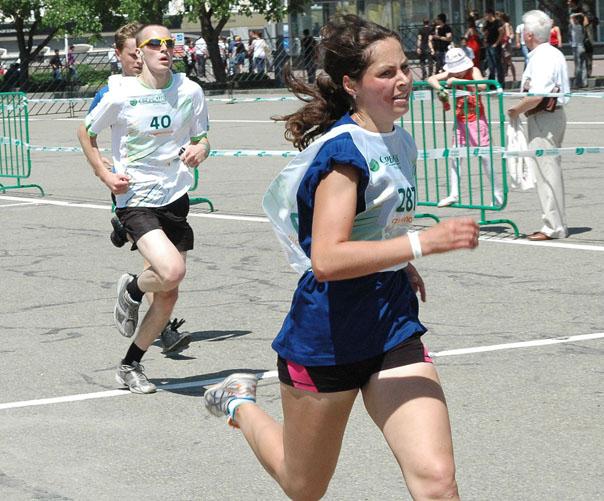Ставропольцы приняли участие в «Зеленом марафоне»