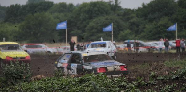 Победитель гонки получил ключи от автомобиля