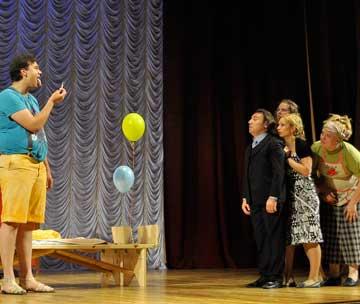 Новый спектакль в репертуаре гурьевского «Слова»
