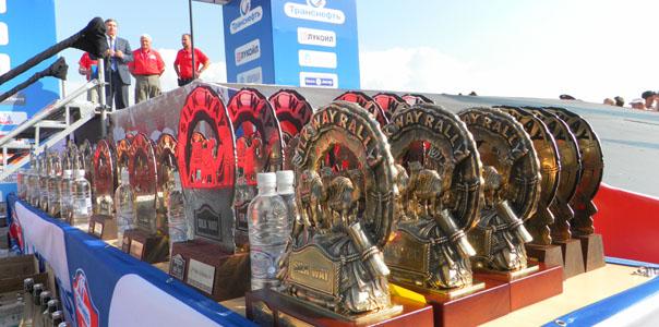 Ралли-рейд «Шелковый путь» финишировал в Майкопе