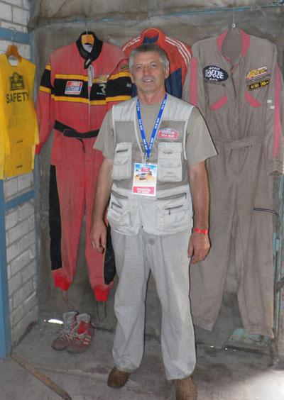 «Шёлковый путь» - по миру гонок за три дня