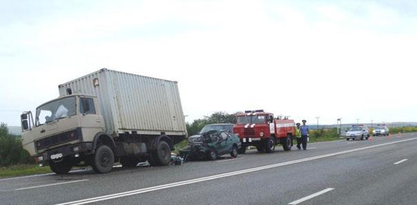 Опасность на дороге