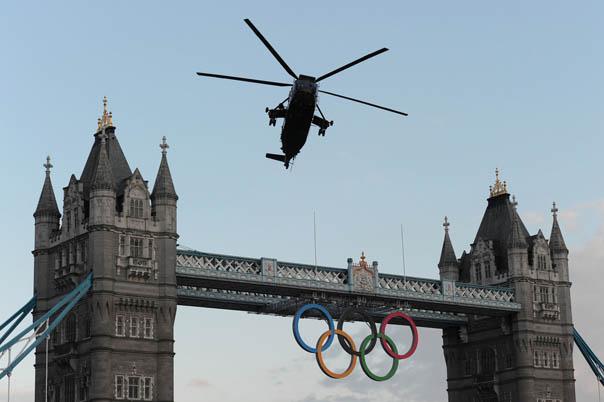 Вчера открылась ХХХ летняя олимпиада в Лондоне