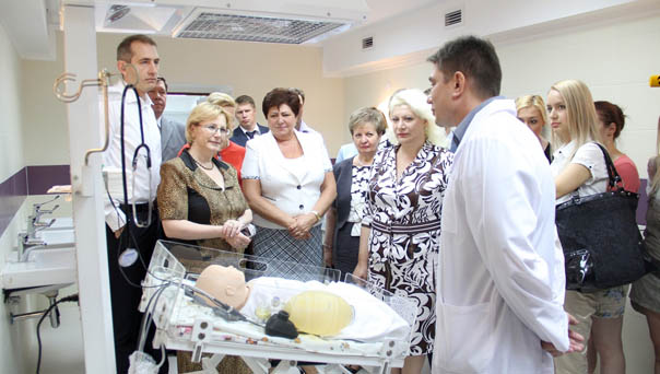 Министр здравоохранения РФ посетила медакадемию
