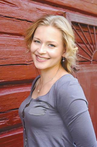 Юлии Пересильд выпала счастливая роль