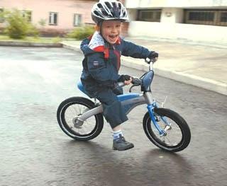 Юным велосипедистам и их родителям на заметку…