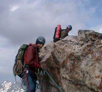 Покоряя вершины