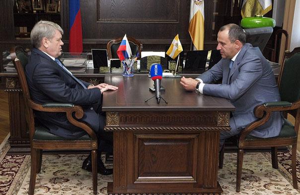 Ставрополье и КЧР заключили соглашение