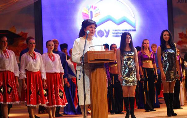 СКФУ: первое посвящение  в студенты