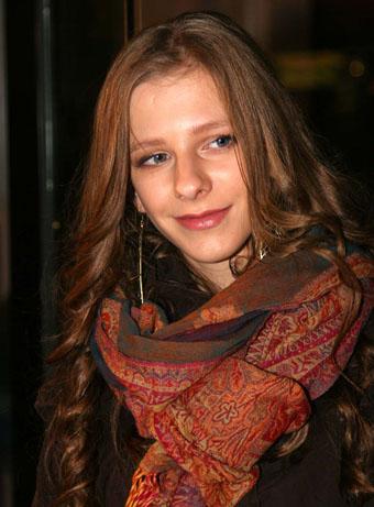 Лиза Арзамасова не хочет быть актрисой