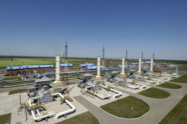 Газовый форпост на Юге России