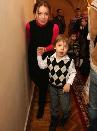 Ольга Будина хочет оградить сына от ЕГЭ
