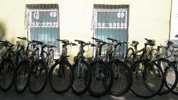 «Я буду долго гнать велосипед»