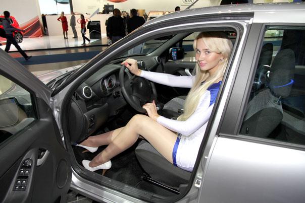 Новый автомобиль для женщин