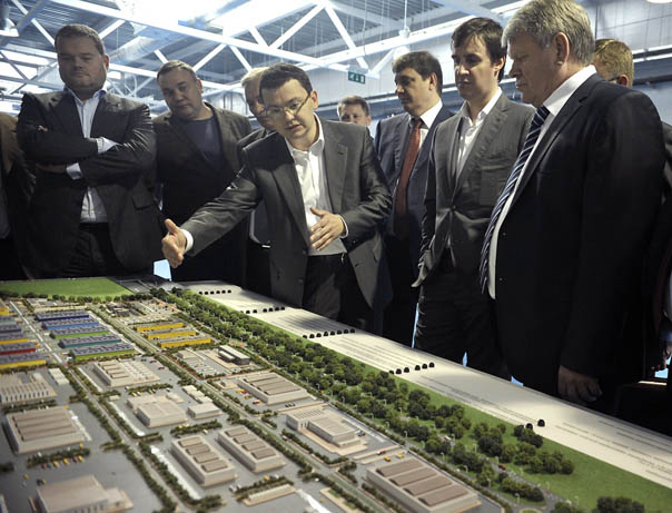 Один из важнейших для региона проектов