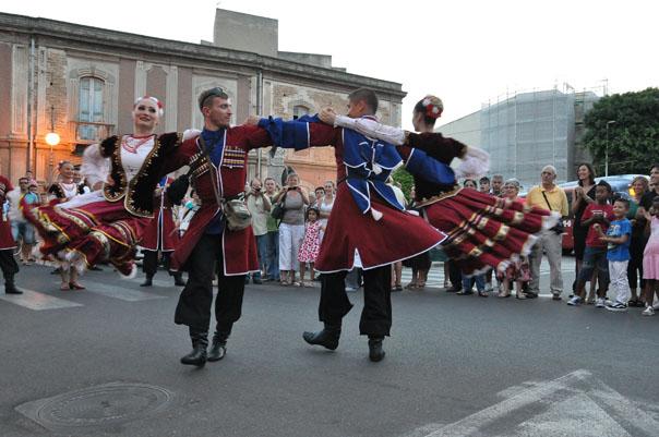 Гастрольное лето и музыкальная осень «Ставрополья»