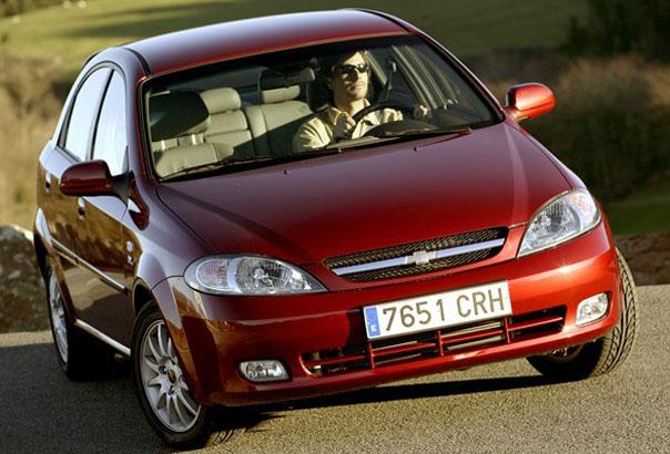 GM прекратила сборку Chevrolet Lacetti